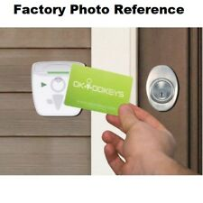 OKIDOKEYS Enables Smart Lock Access With Wristbands Keycard Keychain S4T1@8612