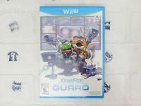 Star Fox Guard - Nintendo Wii U, 2016 New Sealed