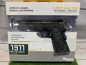 Sig Sauer We The People 1911 CO2 BB Air Pistol 17 Round SAME DAY SHIPPING