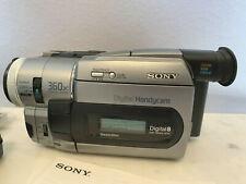 Sony Digital8 Camcorder DCR-TRV510 Bundle