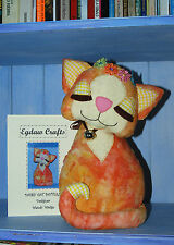 DAISY CAT CRAFT SEWING PATTERN WENDY WADGE