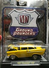 M2 - Ground Pounders- 1957 Chevrolet 150 - 1/64-NIP
