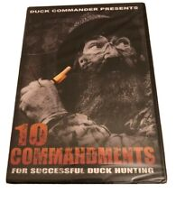 Duck Commander Ten Commandments DVD