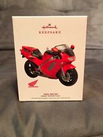 Hallmark 1992 NR750 Honda Motorcycle Ornament 2019 Keepsake