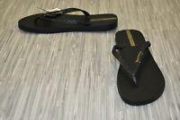 Ipanema Glitter II Flip Flop Sandal - Women's Size 10 - Black