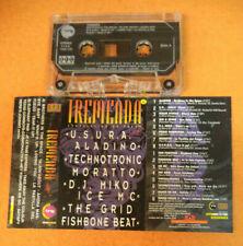 MC Compilation TREMENDA VOL.1 ALADINO KK HOCUS POCUS ICE MC no lp mc no cd lp
