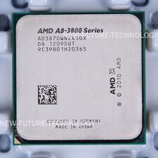 AD3870WNZ43GX- AMD A8-Series A8-3870K 3 GHz 4 MB Socket FM1 CPU US free shipping