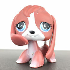 Authentic Littlest Petshop 567 Beagle Dog / Chien Original Hasbro LPS Pet Shop
