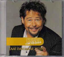 Promo CD Singel Henri van Velzen- Laat dan maar zitten