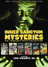 Inner Sanctum Mysteries: The Complete Movie Collection (DVD 2-Disc Set) NEW
