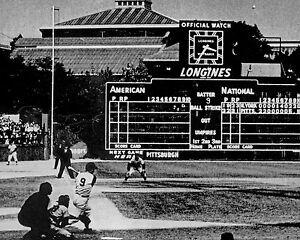 "Bill Mazeroski Pittsburgh Pirates Home Run MLB Baseball Photo 11""x14"" Print 1"