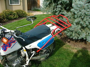 Honda XR250L Motorcycle Rack