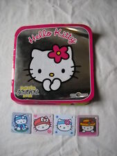 ALBUM VUOTO PELUCHE SCUBIDU BOOK HELLO KITTY GEDIS + 4 CARDS