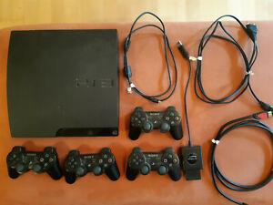 Original Sony Playstation 3 Konsole - PS3 - gebraucht, voll funktionsfähig +