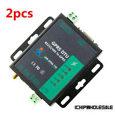 RS232+485 Serial GPRS DTU GSM Wireless Data Transmission Module USR-GPRS232-G730