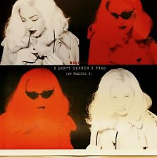 "Madonna ""I Don't Search I Find E.P Remixes 2"" 8 Remix Brazilian CD Promo / NEW"