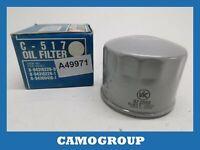Oil Filter Vic ISUZU Midi 2.2 D 1988 92 C517 JFO909 8943162280