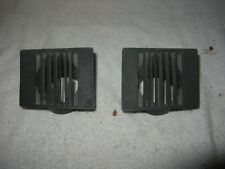 Mopar 1967-76 A-Body Black Defrost Vents