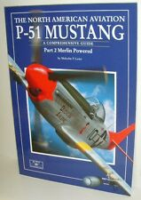 SAM Publications MDF24 - P-51 Mustang, Merlin Powered    224 Pages    New  Book