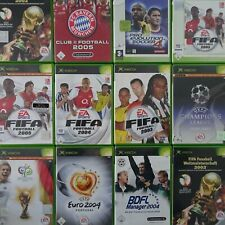 FIFA Football Pro Evolution Soccer Microsoft Xbox PAL Spiel Game frei wählbar