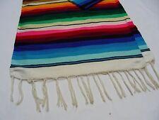 rayas de colores - Nepal Estilo - talla única Bufanda