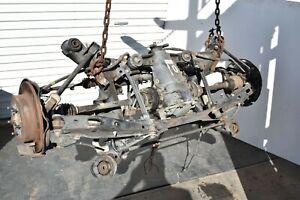 JZS161 ARISTO V300 Rear end assy (series 1)