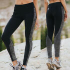Femme Course Sport Pantalon Athlétique Yoga Gym Aptitude Leggings