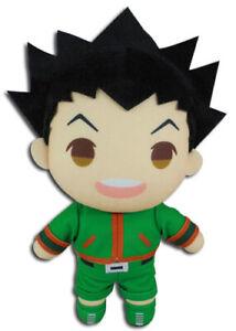 *Legit* Hunter X Hunter Authentic Anime Plush Toy Standing Gon Freecss #56657