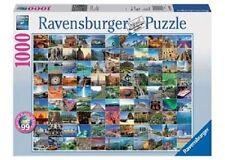 Ravensburger Architecture Cardboard Puzzles