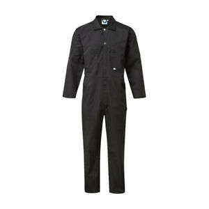 FORT ZIP FRONT COVERALL 366