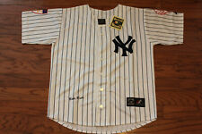 New York Yankees #3 Babe Ruth White Home Jersey w/Tags Size XL (Adult)