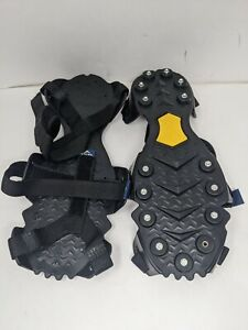 STABILicers Maxx 2 Heavy-Duty Traction Cleats for Job Safety in Ice and Snow,