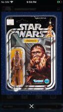 Topps Star Wars Digital Card Trader Chewbacca Hasbro/Kenner Action Figure Insert