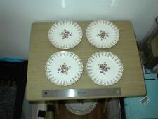 4 Vintage Crooksville China Co.  BOWLS 6 INCH ROUND PLATES