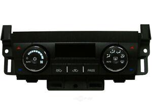 HVAC Control Panel fits 2007-2011 Buick Lucerne  ACDELCO GM ORIGINAL EQUIPMENT