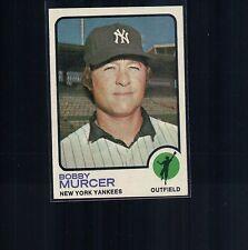1973 Topps #240 Bobby Murcer New York Yankees - EX 350