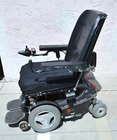 Permobil Chairman HD P+ wheelchair mobility Heavy Duty tilt recline San Diego