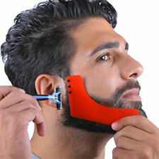 Z shaper whiskers comb beard styling Template Shaper facial hair shaping tool