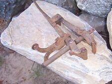 Post Vice Antique Blacksmith Tool Primitive Anvil Tools hardware