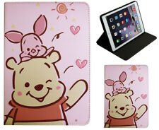 Apple iPad mini 1 2 3 4 5 Winnie The Pooh And Pig Piglet New Disney Case Cover+