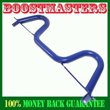 For 1990-2005 Mazda Miata BLUE Sport Chassis Stabilized Rear Dual Hoop Roll Bar