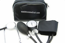 Blood Pressure Cuff with  stethoscope adult size cuff