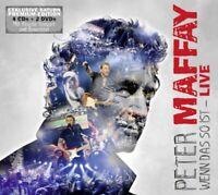 PETER MAFFAY - WENN DAS SO IST-LIVE  6 CD NEU