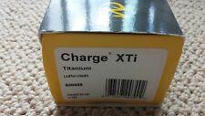 NEW Leatherman Charge XTi Titanium Multi-Tool Premium Leather Sheath RETIRED