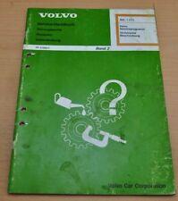 Volvo 700 940/960 Technische Beschreibung Werkstatthandbuch Serviceprogramm 2