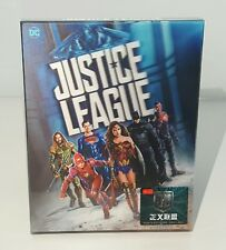 JUSTICE LEAGUE [2D + 3D] Blu-ray STEELBOOK [HDZETA] SINGLE LENTICULAR / OOS/OOP