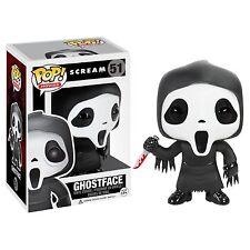 BOÎTE endommagé! Funko POP! Films Scream Visage de fantôme Figurine En Vinyle