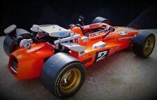 1 F GP Ford Race Car 40 1966 Indy 24 Sport 500 18 Rare 12 Carousel Orange 43