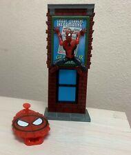 Toy Biz Classics LEAP & STICK MAGNETIC SPIDER-MAN Marvel Legends 2002