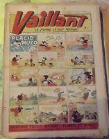 VAILLANT N°112 1947 Placid & Muzo les Enfants font des Farces
